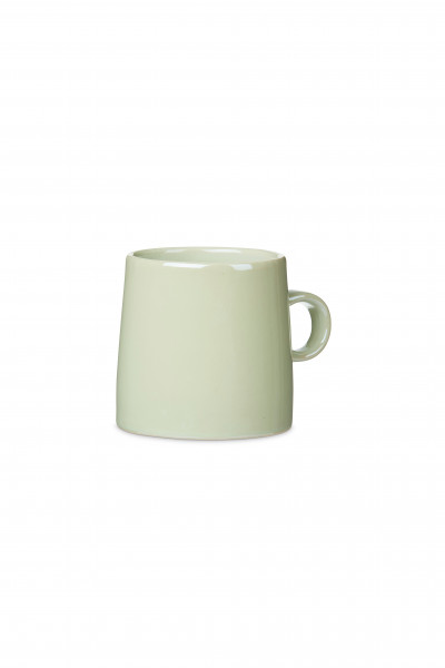 YAYA Home, Shiny Pearl Mug, Ivory