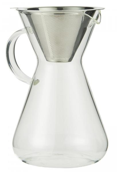 Ib Laursen - Kaffeekanne mit Trichter