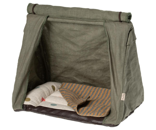 Maileg, happy camper tent, mouse