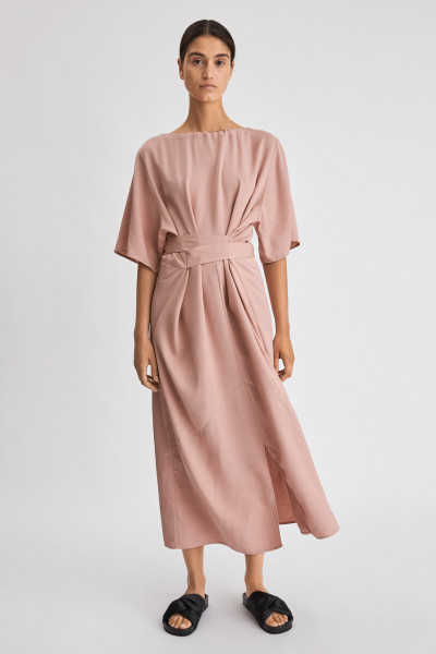 Filippa K, Ella Dress, Antique Rose