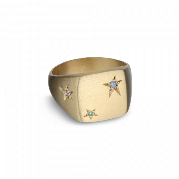 Jane Kønig, Star Signet Ring