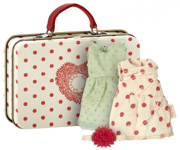 "Maileg ""Big Sister Suitcase"" Set 2 Kleider"