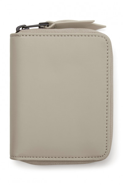 Rains, Small Wallet, Taupe
