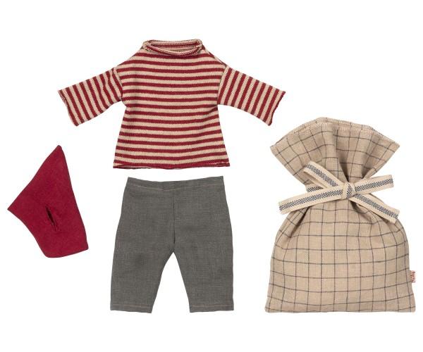 Christmas clothes, Medium Mouse - Boy