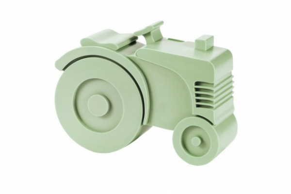 "BLA FRE ""Lunchbox"" Tractor, Light Green"