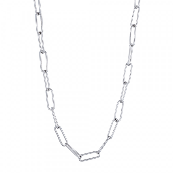 Nordahl, Halskette BOND52 Rhd. Silber