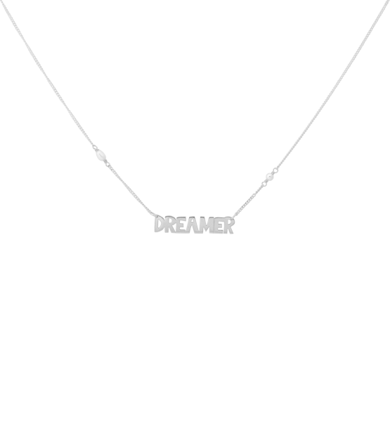 "Anna+Nina, ""Dreamer"" Necklace, 925 Sterling Silber"