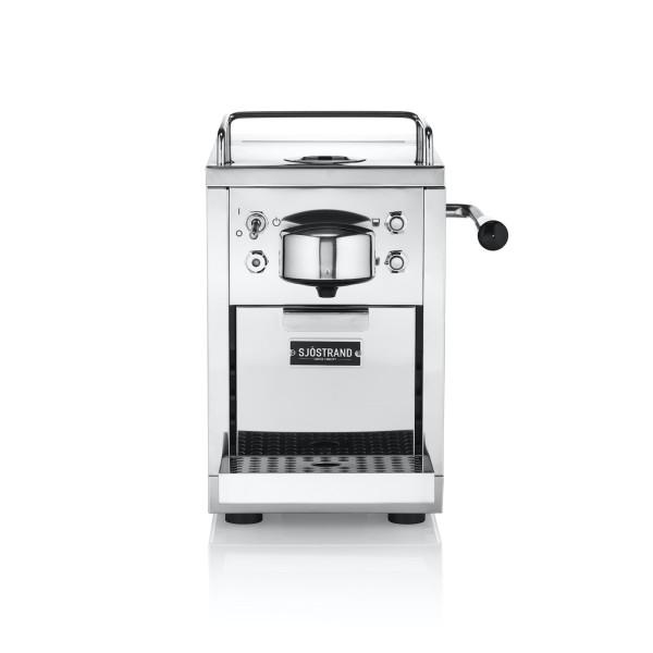 Sjöstrand, Espressomaschine