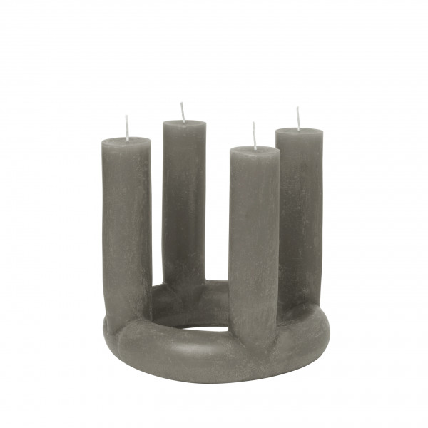 Broste Copenhagen, ADVENT CANDLE 'LUCIA' Fungi