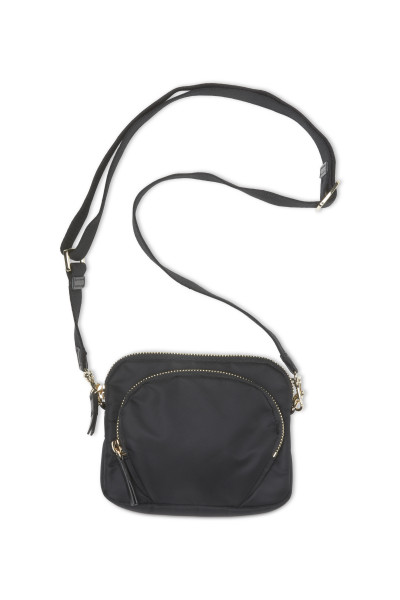 Filippa K, Mini Nylon Bag, Black