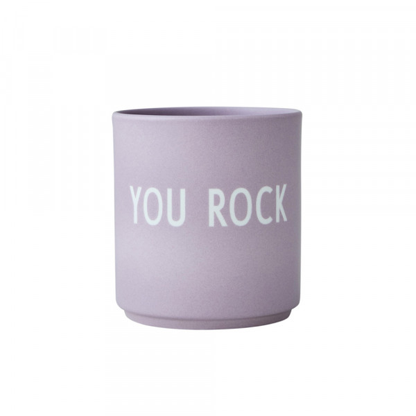 Design Letters, Favourite cups, YOU ROCK