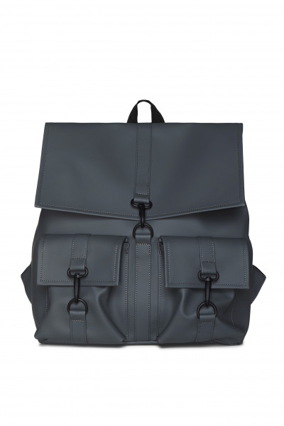 Rains, MSN Cargo Bag, Slate