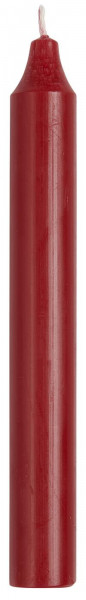 Ib Laursen - Stabkerze, 18cm, Rot