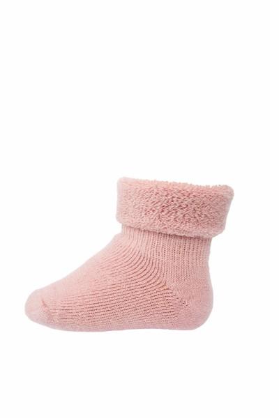 mp, Wool Baby Socks, Wood Rose