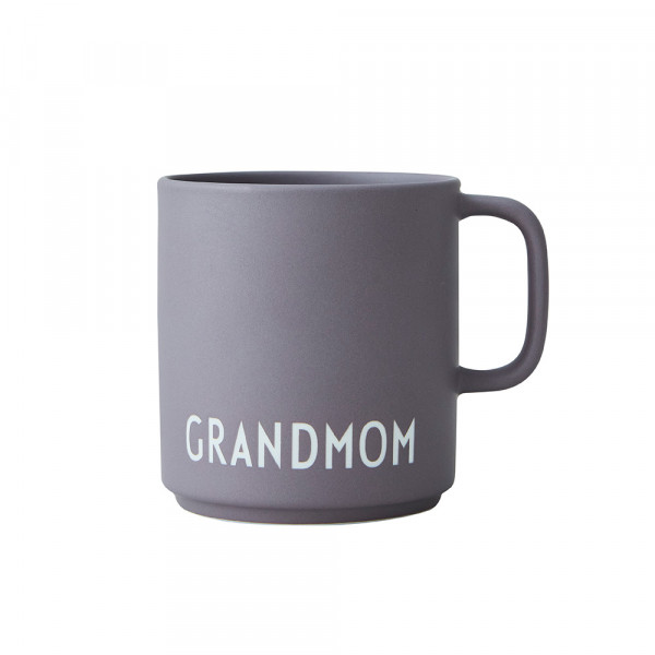 Design Letters, Favourite cups with handle, GRANDMA