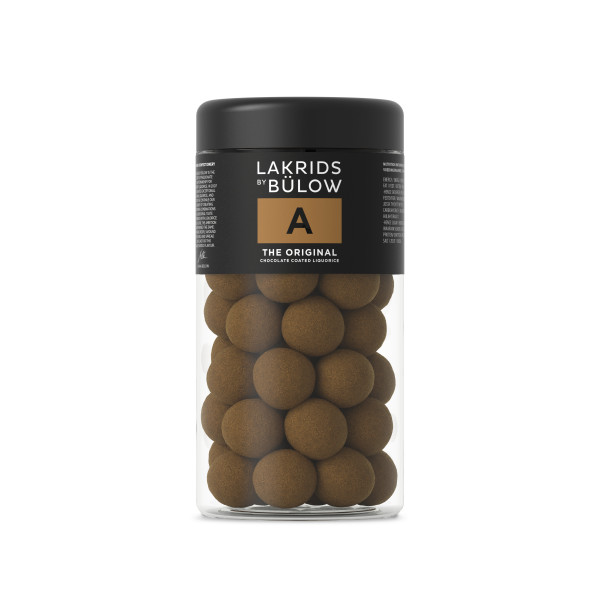 "Lakrids by Bülow, ""A"" Choco Coated 256g"