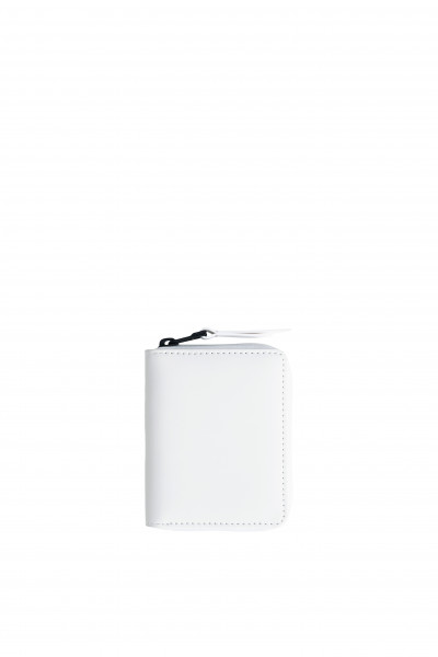 Rains, Small Wallet, Off White
