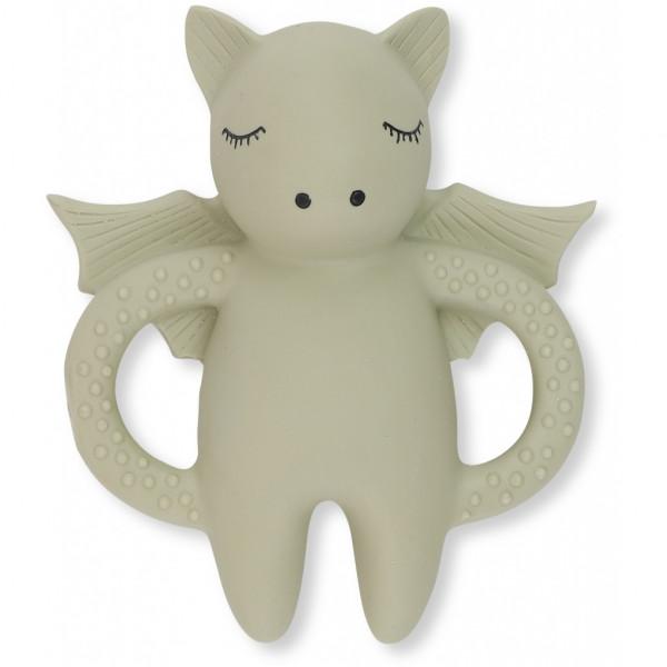 Konges Sløjd, Teeth Scoother Bat, light grey