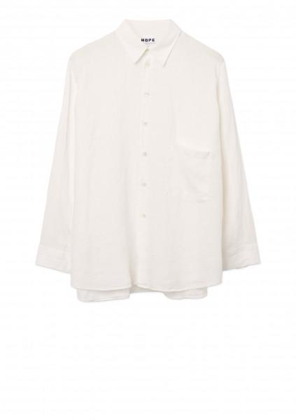"HOPE ""Elma Shirt"" Off White"