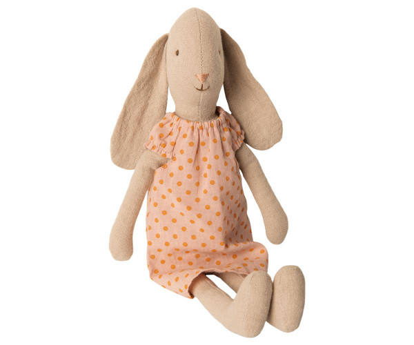 Maileg, bunny Size 2, Nightgown, Rose