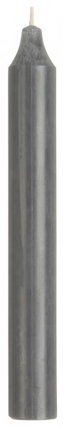 Ib Laursen - Stabkerze, 18cm, Grau