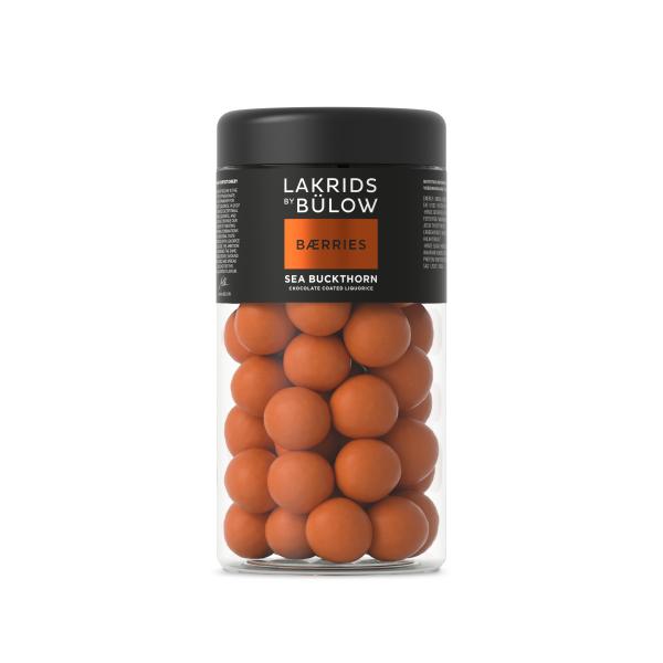 """Lakrids by Bülow """"Berries"""", Sea Buckthorn, 295g"""