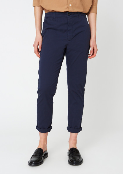 HOPE, News Edit Trousers, Dk Blue