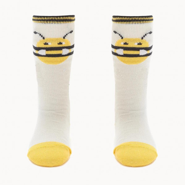 the Bonnie Mob, Florida Socks & Tights, Bee Socks, Putty