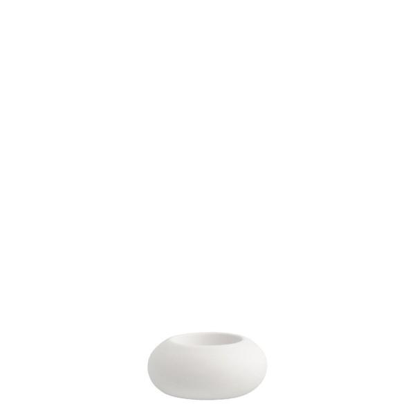 Sandviken - weißer Teelichthalter