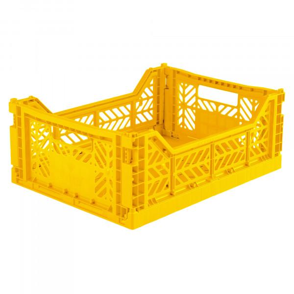 Klappbox, Midi, Yellow