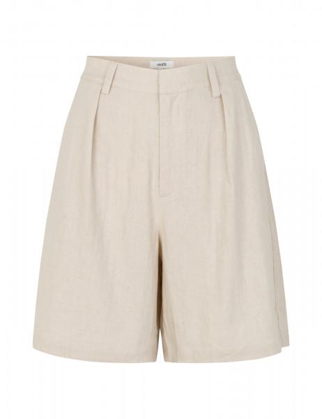Mbym, Merona, Shawna, Shorts, Natural Linen