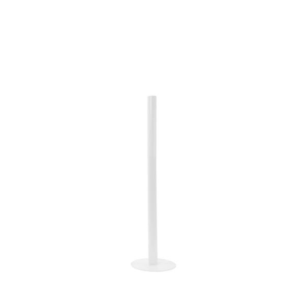 "Storefactory Skandinavia, ""Ekeberga"" - Large white candlestick"