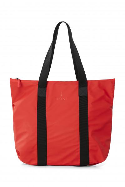 Rains, Tote Bag Rush, Red