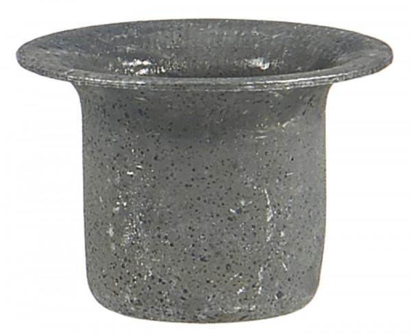 Ib Laursen - Kerzenhalter lose für dünne Kerze, Zink