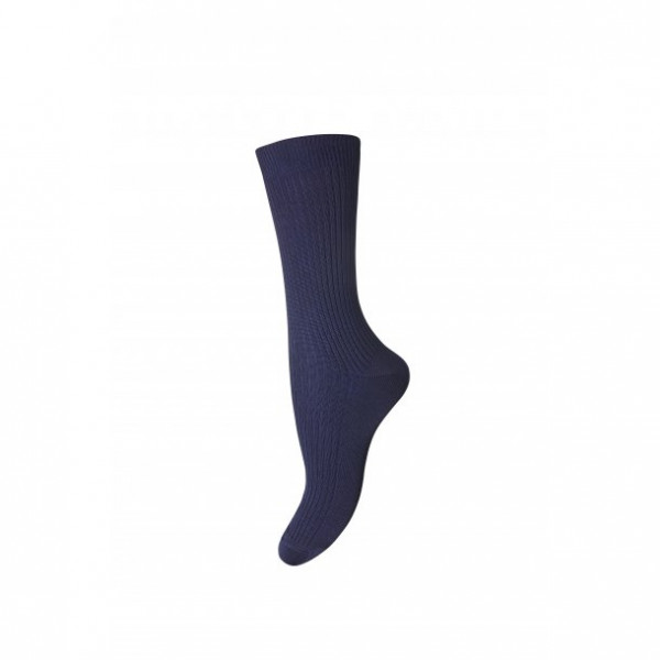 Sneaky Fox - Viscose Sox, Indigo