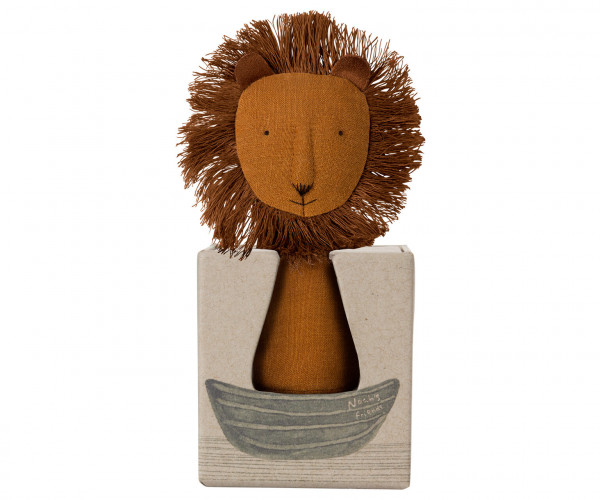 Maileg, Noah's Friends Lion Rattle