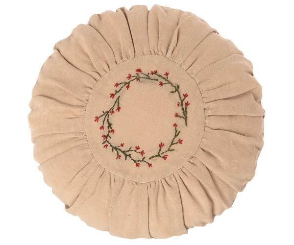 Maileg, Cushion, Round - Flower circle