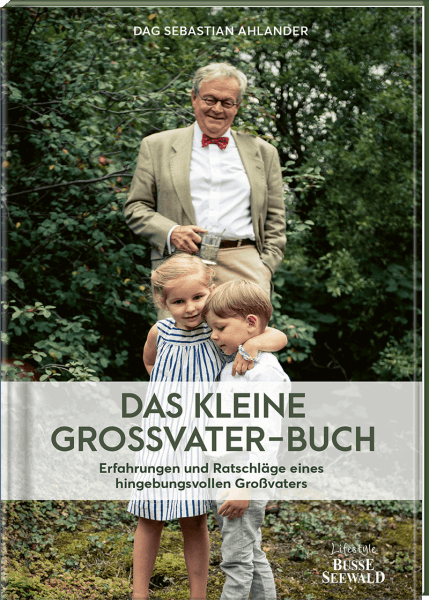 Das kleine Großvater Buch