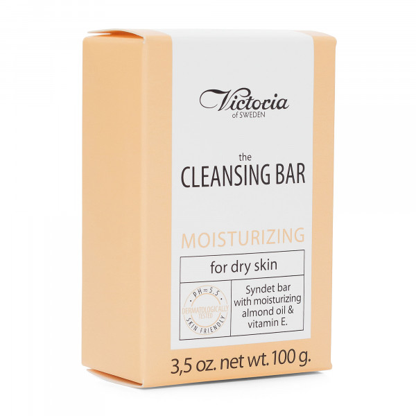 """Victoria Soap """"The Cleansing Bar"""", Moisturizing – for dry skin, 100g"""