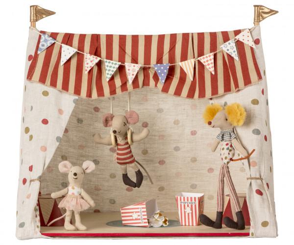 """Maileg """"Circus"""" incl. 3 Circus Mice"""