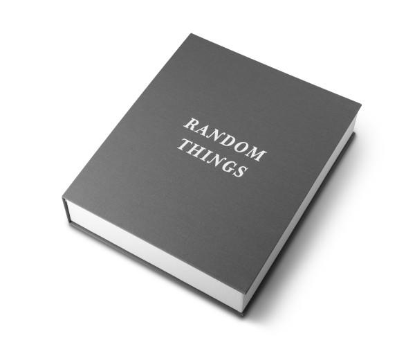 PrintWorks - Random Things Box - Grey