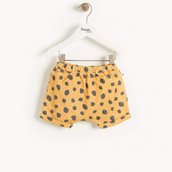 the Bonnie Mob, Maldives, Bloomer Shorts, Mustard Leo