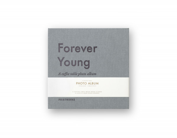 PrintWorks - Photo Album - Forever Young (S)