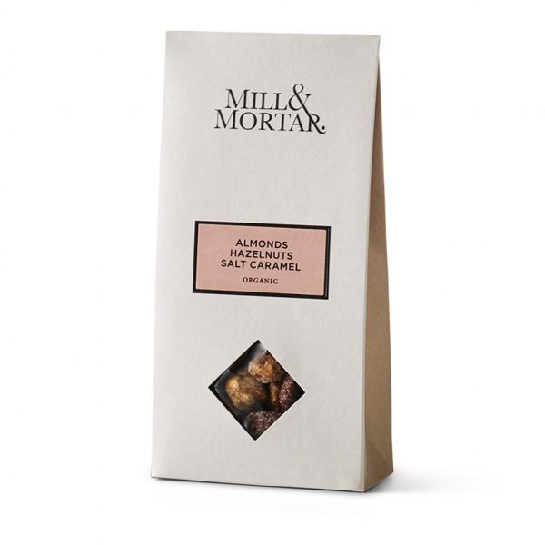 Mill&Mortar, Mandeln mit Haselnuss, Salt und Caramel
