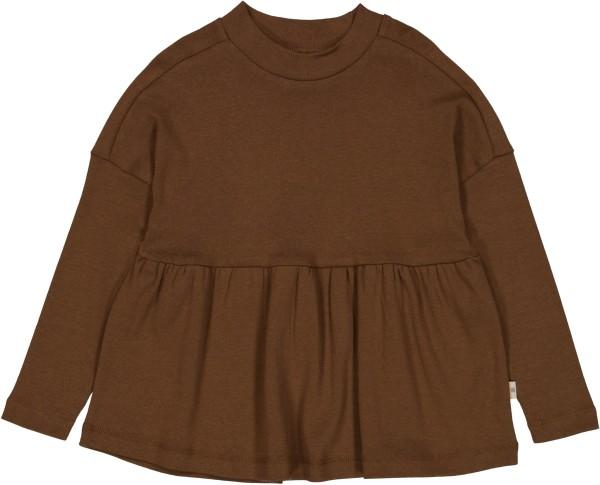 WHEAT, T-Shirt Lilly, Walnut, (98-140)