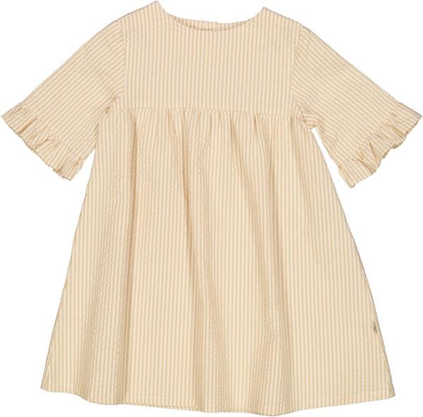 Wheat, Dress Elena, Taffy Stripe (98-140)