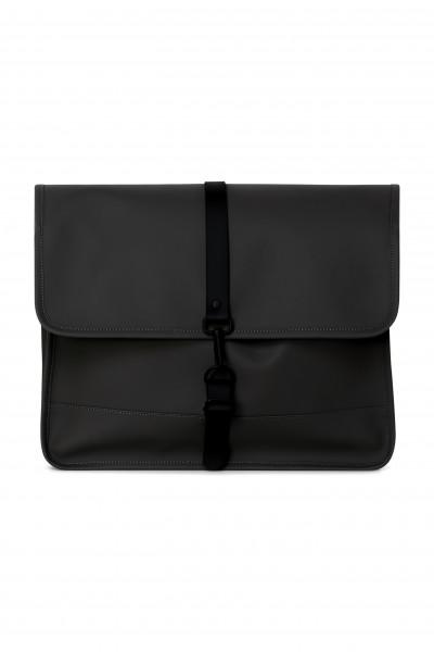 Rains, Commuter Bag, Black