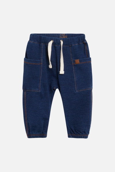 Hust&Claire, Tom, Jogging Trousers, Denim