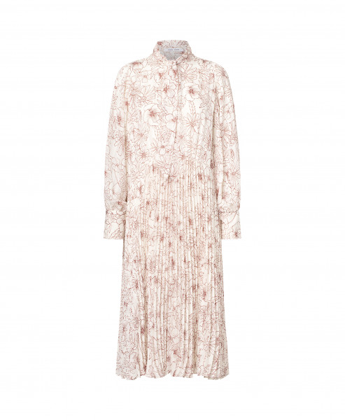 Samsoe & Samsoe, Dorothe Dress , Brick Hortus