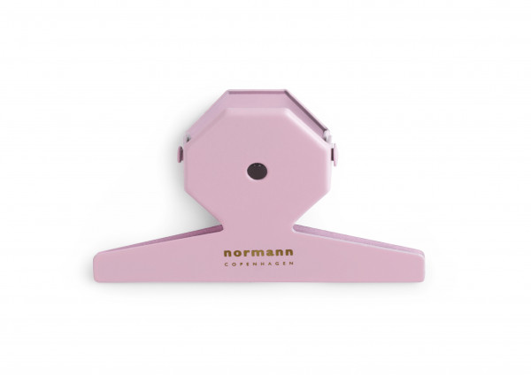 Normann, Paper Clamp Pale Rose